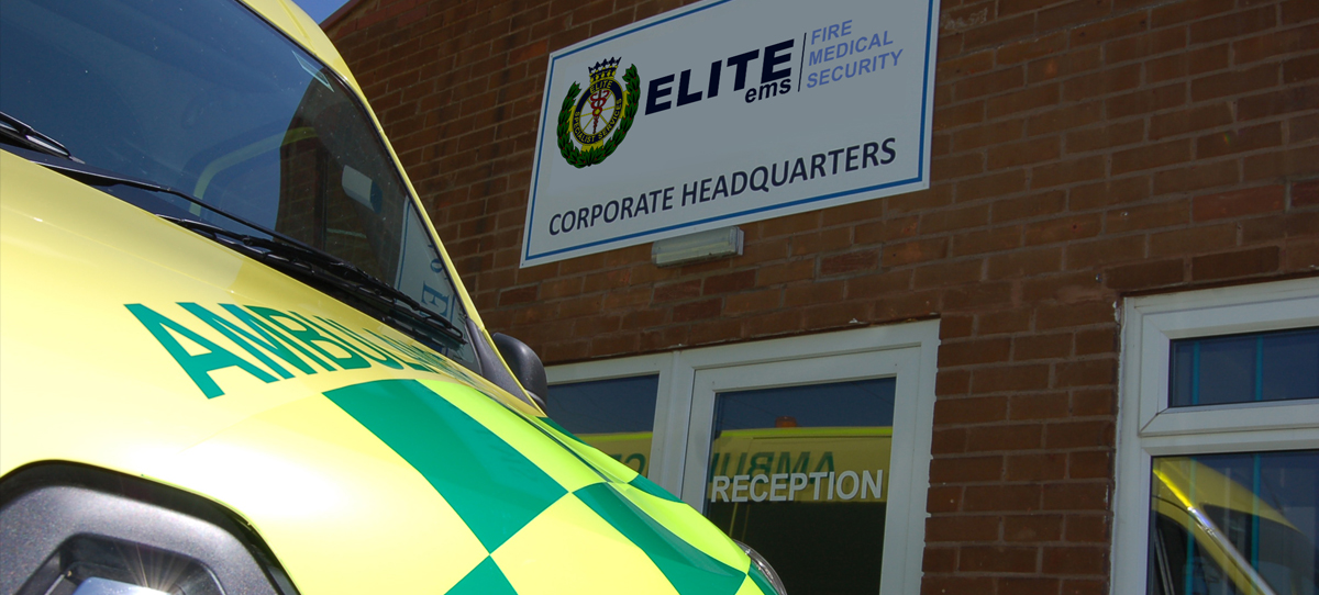 Elite EMS Emergency Medical Security