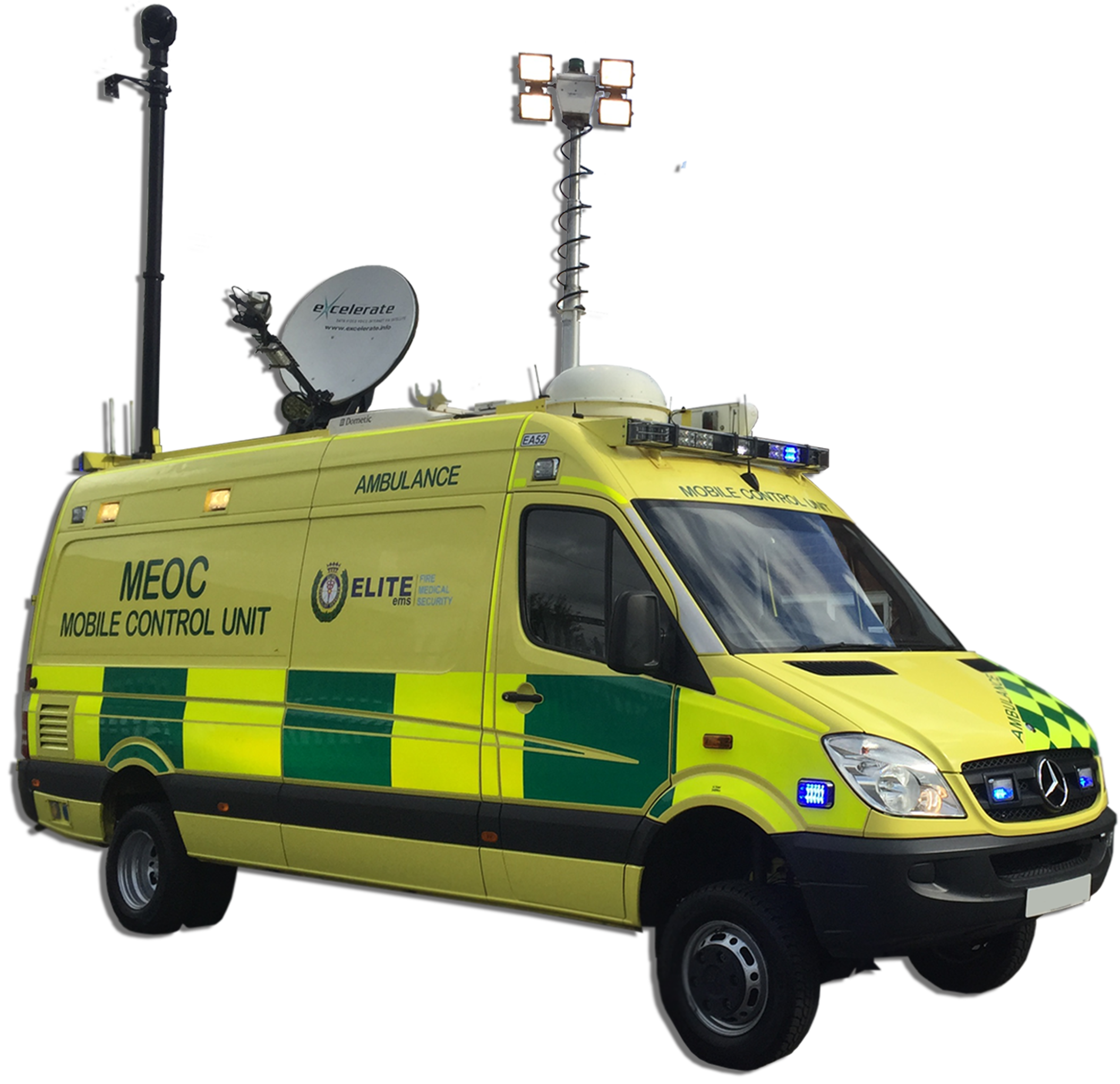 Command And Control Elite Event Medical Services Ltd